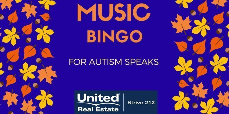 Music Basket Bingo Benefiting Autism Speaks @Ridgewood Winery