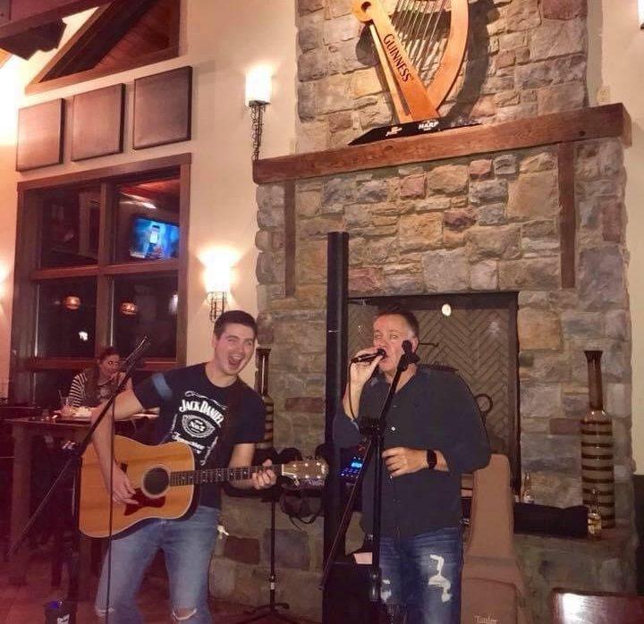 Free Music Friday with Greg & Ryan Duo 6pm@Ridgewood Winery Birdsboro 5.28.2021