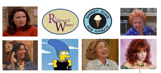 Mother's Day Wine Shakes and Wine Floats 1:00 pm @ Sweet Ride Ice Cream Parlor