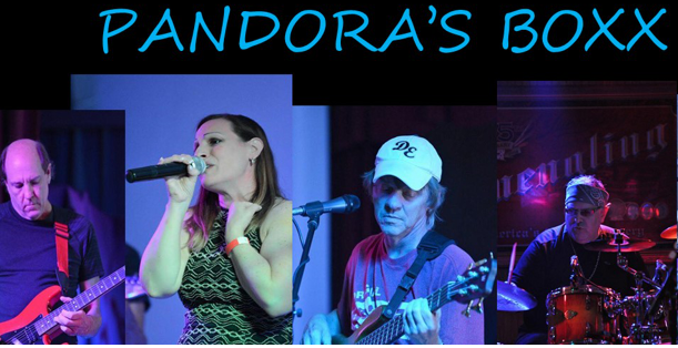 Backyard Concert with Pandora's Boxx @Ridgewood Winery