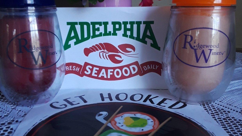 Sushi and Slushies @Adelphia Seafood