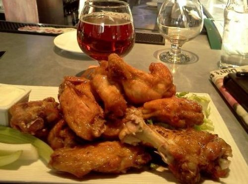 Wine and Wings with Stampede BBQ @Ridgewood Winery