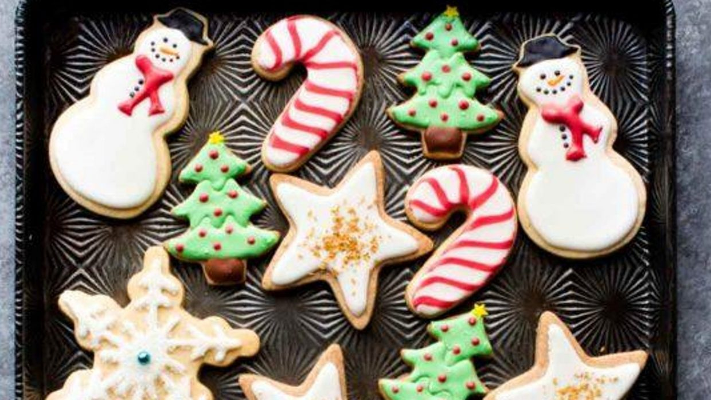 Christmas Cookie Decorating @1:00 pm @Ridgedwood Winery Birdsboro